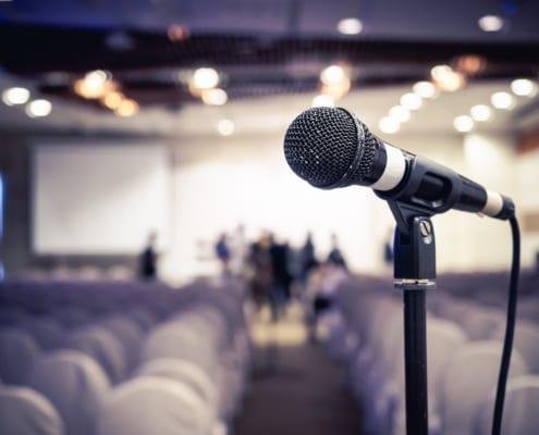 Tipps zum Vorbereiten einer Präsentation