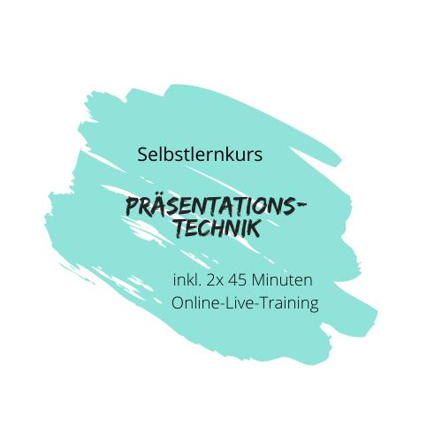 Selbstlernkurs Präsentationstechnik